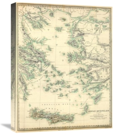 William Smith - Grecian Archipelago, Ancient, 1843