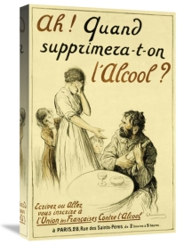Chavannaz - Ah! Quand Supprimera-t-on L'Alcool?