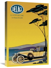 Unknown - Delage - Out for a Drive