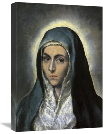 El Greco - The Virgin Mary