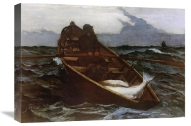 Winslow Homer - Fog Warning