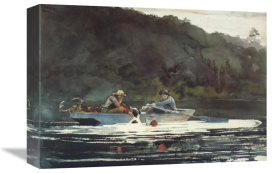 Winslow Homer - The End Of The Hunt