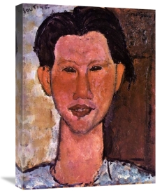 Amedeo Modigliani - Chaim Soutine