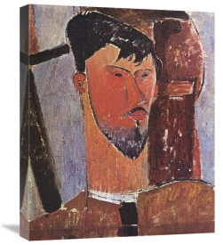Amedeo Modigliani - Henri Laurens