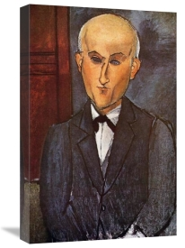 Amedeo Modigliani - Max Jacob