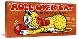 Retrobot - Roll Over Cat
