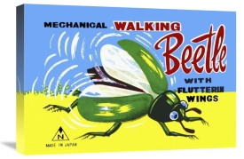 Retrobot - Mechanical Walking Beetle