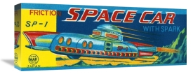 Retrotrans - SP-1 Friction Space Car