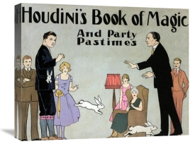 Harry Houdini - Houdini's Book of Magic and Party Pastimes