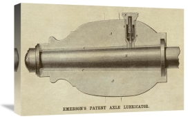 Inventions - Emerson's Patent Axel Lubricator