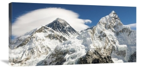 Anonymous - Mount Everest (detail)