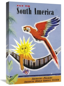 Jean Dubois - Fly to South America