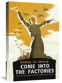 Brydone - Women of Britain, Come into the Factories