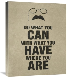 BG.Studio - Teddy Roosevelt: Do What You Can