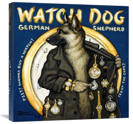 Janet Kruskamp - Watch Dog