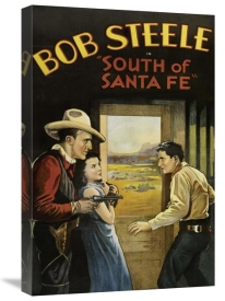 Unknown - Vintage Westerns: South of Santa Fe