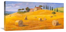 Adriano Galasso - Colline in Toscana