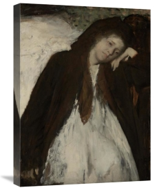 Edgar Degas - The Convalescent