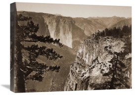 Carleton Watkins - First View of the Valley, Yosemite, California, about 1866