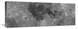 United States Geological Survey - Unmarked Map of the Moon, Projection