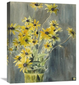 Hannah Borger Overbeck - Vase with Blackeyed Susans