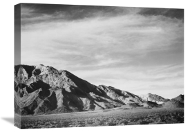 Ansel Adams - View of mountains near Death Valley, California - National Parks and Monuments, 1941