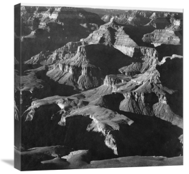 Ansel Adams - Grand Canyon National Park, Arizona - National Parks and Monuments, 1940