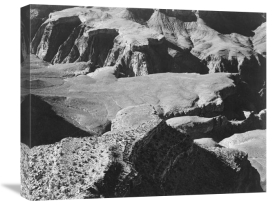 Ansel Adams - View from Yava Point, Grand Canyon National Park, Arizona - National Parks and Monuments, 1940