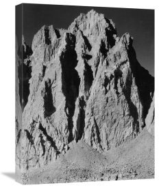 Ansel Adams - Mt. Winchell, Kings River Canyon,  proposed as a national park, California, 1936