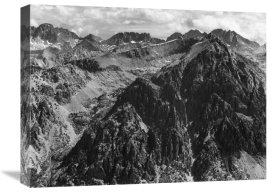Ansel Adams - From Windy Point, Kings River Canyon, proposed as a national park, California, 1936
