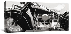 Gasoline Images - Vintage American bike