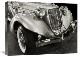 Gasoline Images - Vintage Roadster