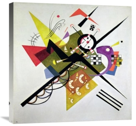 Wassily Kandinsky - On White II