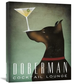 Ryan Fowler - Doberman Martini