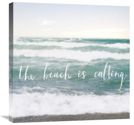 Laura Marshall - The Beach is Calling