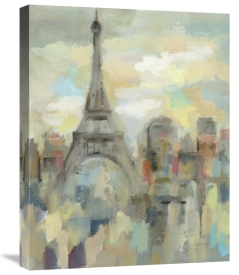 Silvia Vassileva - Paris Impression