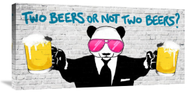 Masterfunk Collective - Two Beers or Not Two Beers (detail)
