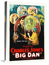 Hollywood Photo Archive - Big Dan 2, 1923