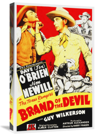 Hollywood Photo Archive - Brand of the Devil
