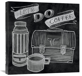 Mary Urban - Let's Do Coffee Chalk