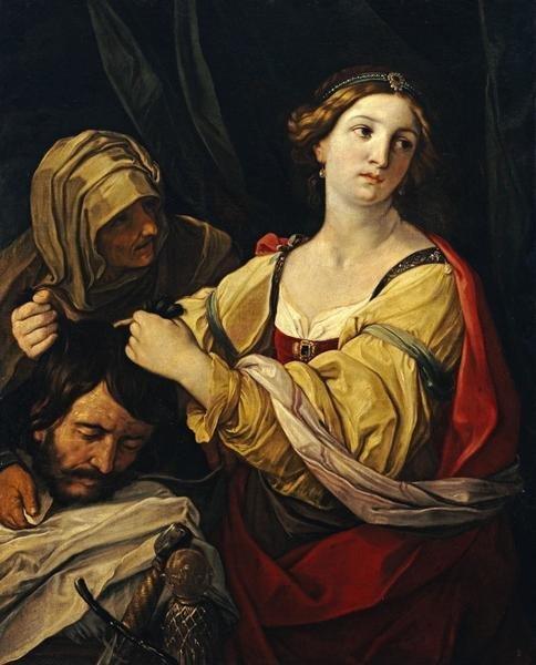Elisabetta Sirani Judith With The Head Of Holofernes