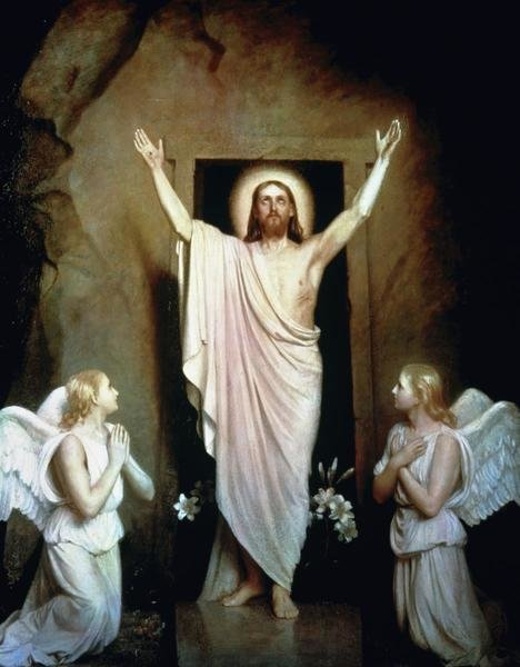 an analysis of the resurrection of jesus christ