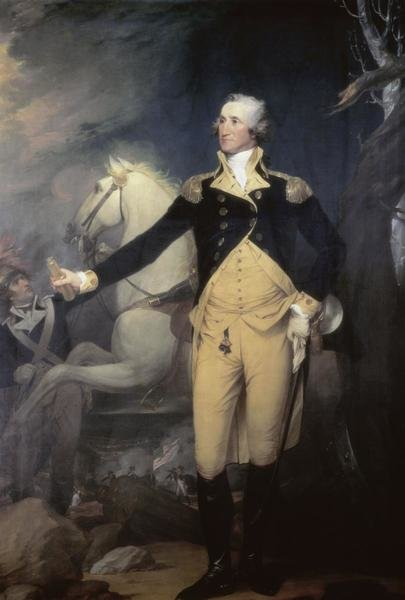 Robert Muller Portrait Of General George Washington